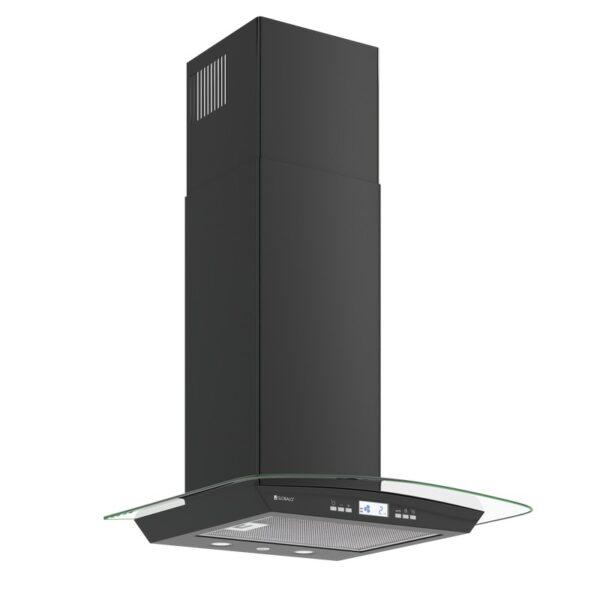 Okap kuchenny GLOBALO Divida 60.3 Sensor Black