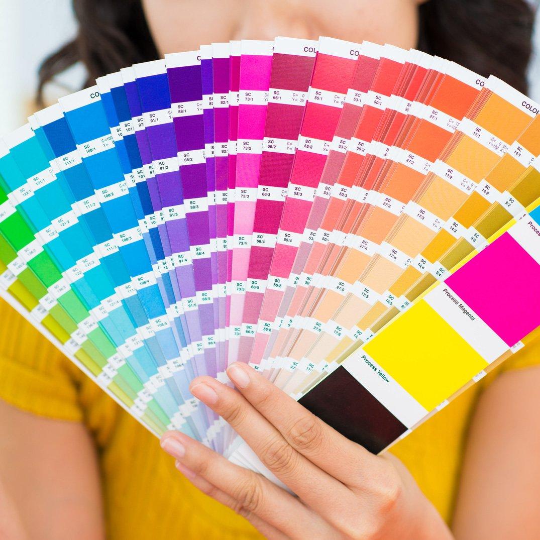 Grafika - Malowanie okapu na wybrany kolor