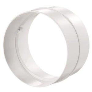 Łącznik kanałów okrągłych DOMUS fi 12,5 cm