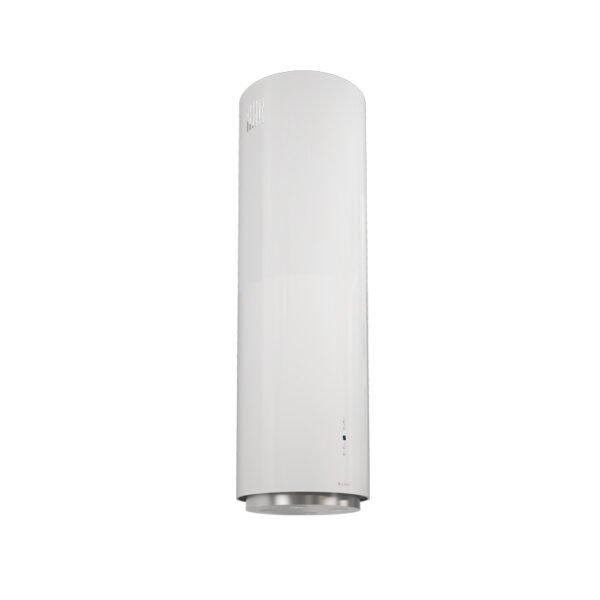 Okap kuchenny Cylindro Isola 39.3 White