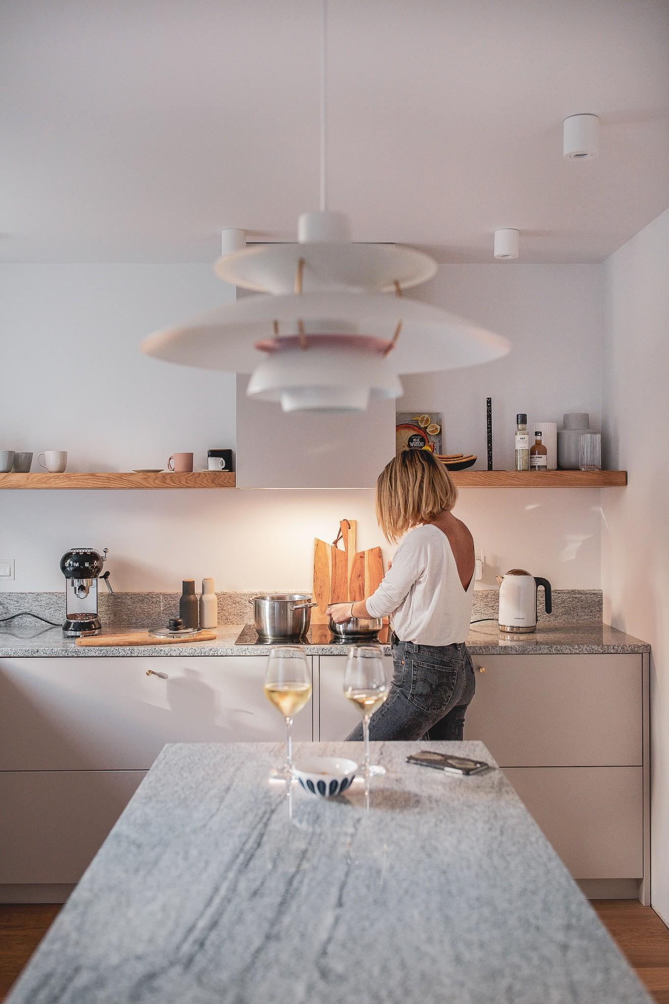 Okap kuchenny GLOBALO LOTEO 60.3 WHITE PLUS