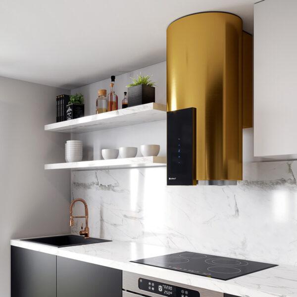 Okap kuchenny Roxano 39.1 Gold