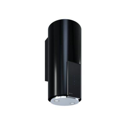 Okap przyścienny Roxano 60 Black