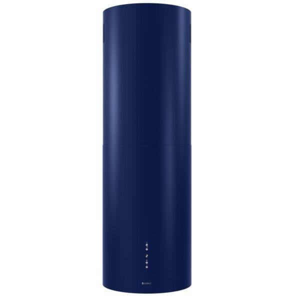 Okap kuchenny GLOBALO Cylindro Isola 39.5 Blue