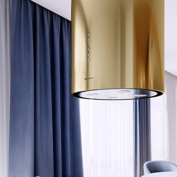 Okap-Wyspowy-Globalo-Cylindro-Isola-Light_Gold-39-Wizualizacja-3