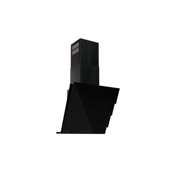 SOFTEDO 60.2 BLACK Okap kuchenny