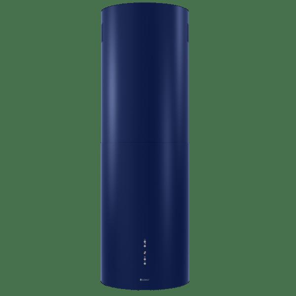 Okap Wyspowy Globalo Asterio Isola 39.1 Blue